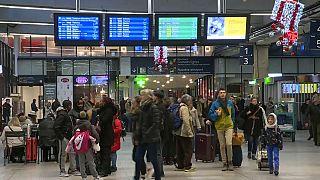 Grève : week-end compliqué sur les rails
