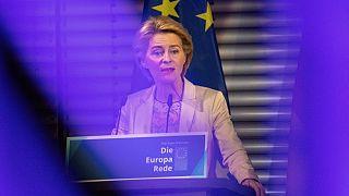 Von der Leyen: lehet, hogy meg kell hosszabbítani az EU-brit-tárgyalások határidejét