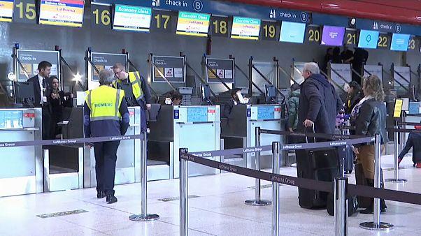 Varios retrasos en los vuelos portugueses debido a la huelga de trabajadores terrestres
