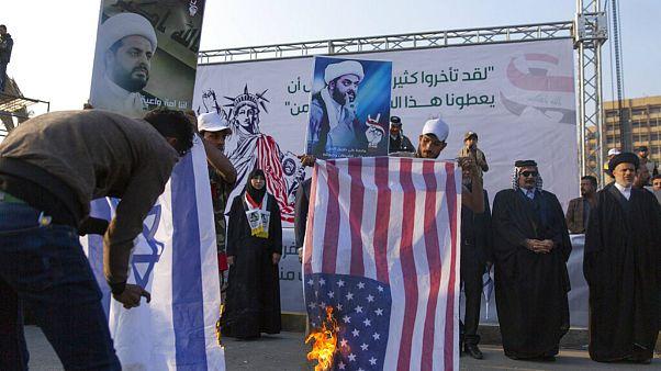 گروههای مورد حمایت ایران در عراق: برهم صالح مجری فرمان آمریکا است