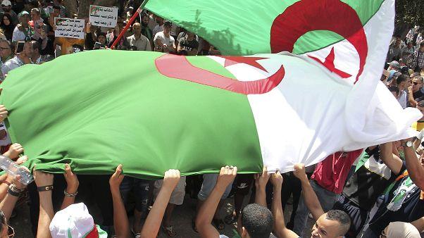 تظاهرة خجولة في يوم الجمعة الـ45 من الحراك في الجزائر