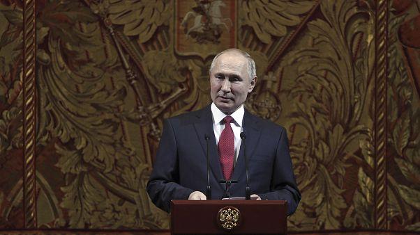 La Rusia de Vladímir Putin cumple veinte años esta Nochevieja