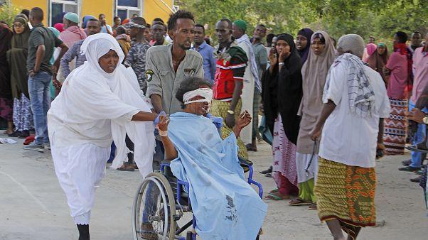 Attentat de Mogadiscio : le président somalien s'en prend aux shebabs