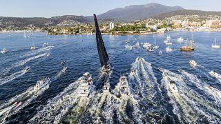 A tavalyelőtti győztes nyerte a legendás Sydney-Hobart regattát