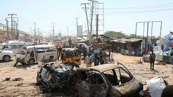 انفجار خودروی بمبگذاری شده در پایتخت سومالی