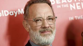 Tom Hanks receives honorary Greek citizenship