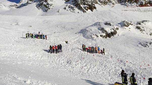 Avalanche in Italian Alps kills woman and two girls