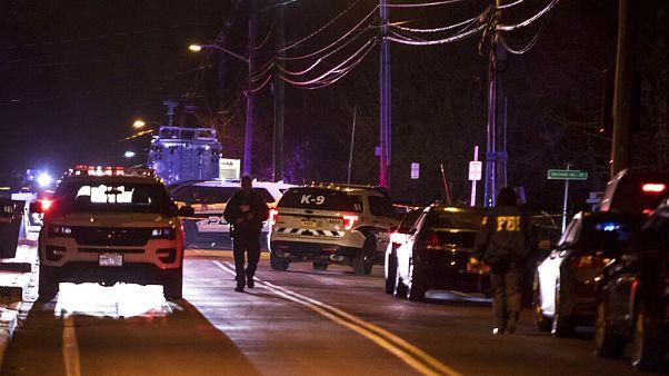Késsel támadtak egy rabbira New York közelében