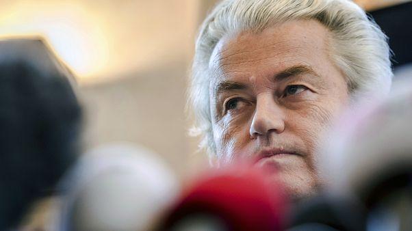 Hollandalı İslam ve Türkiye karşıtı siyasi Geert Wilders