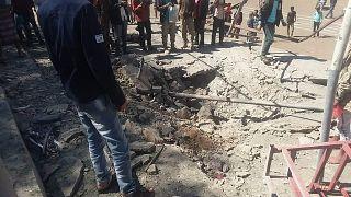 Yemen'de Husilerin bir askeri mezuniyet törenini hedef alan saldırısında en az 9 kişi öldü