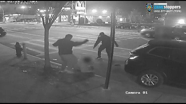 شاهد: ارتكبوا جريمة قتل من أجل دولار واحد