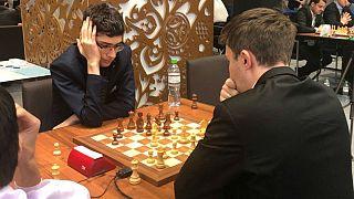 نابغه ایرانی شطرنج جهان: از این پس برای فرانسه مسابقه میدهم