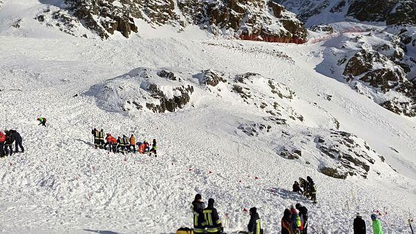 Erneut tödliche Lawine in den italienischen Alpen