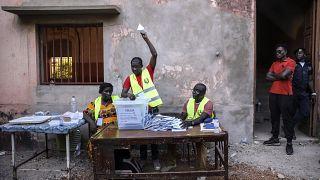 Eleições na Guiné-Bissau decorrem dentro da normalidade