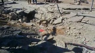 Angriff auf Militärparade im Jemen