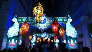 Putrajaya brille de mille feux