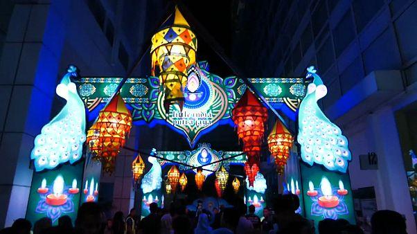 Φεστιβάλ φωτός και εικόνας στη Μαλαισία