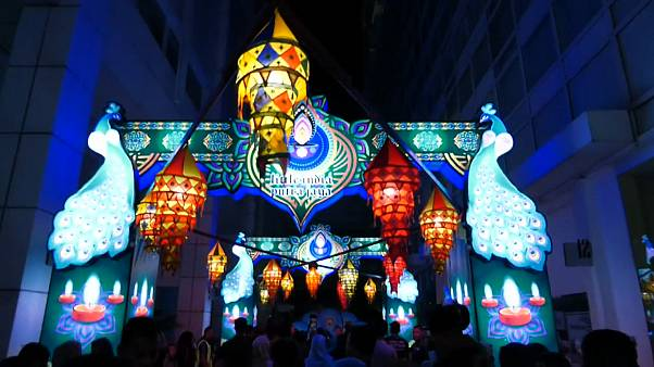 Putrajaya Light and Motion Festival Lampu 2019 celebrates Malaysian diversity