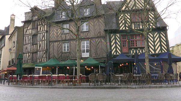 Rennes Dit Adieu Aux Terrasses Chauffées