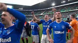 Rangers triumphieren im Glasgow-Derby
