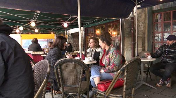 Rennes proíbe aquecedores nas esplanadas