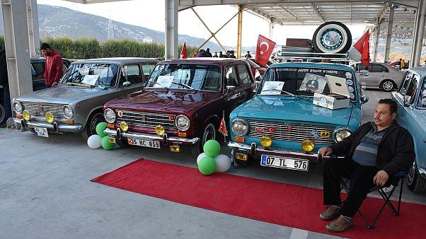 'Hacı Murat' tutkunları Muğla'da bir araya geldi