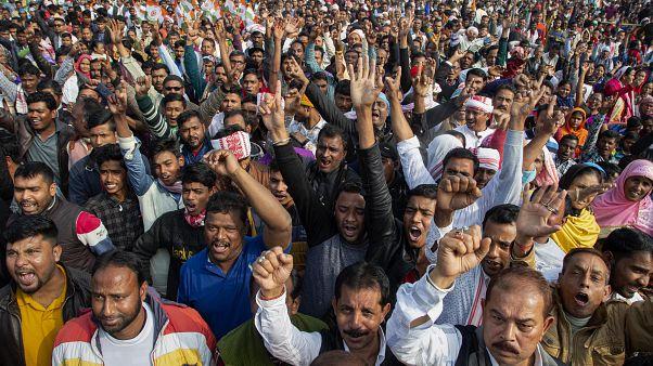 لماذا قامت الاحتجاجات في الهند الآن؟