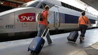 Grève en France : une fin d'année encore au ralenti
