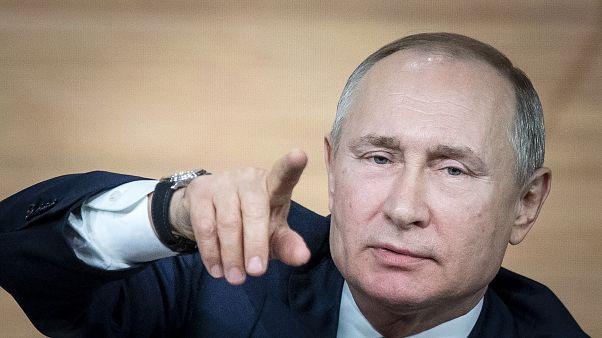 بوتين يشكر ترامب على تقديم معلومات استخباراتية أتاحت إحباط اعتداءات في روسيا