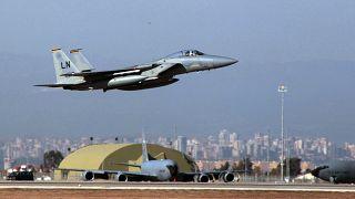 حمله جنگندههای آمریکایی به مقر شبهنظامیان تحت حمایت ایران در عراق و سوریه