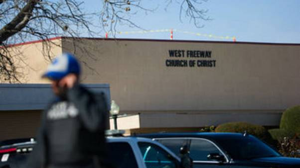 ABD'nin Teksas eyaletinde kiliseye silahlı saldırı