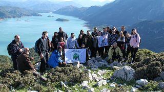 Κοιλάδα του Αχελώου: Πρωτοχρονιάτικη πεζοπορία στις παρυφές ουρανού και Γης