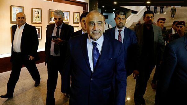 عادل عبد المهدي يدعو لعقد اجتماع طارئ لمجلس الأمن العراقي