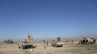 Σιίτες παραστρατιωτικούς βομβάρδισαν οι ΗΠΑ