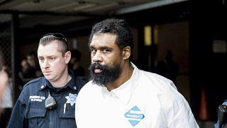 Grafton Thomas, presunto autor del apuñalamiento de cinco personas