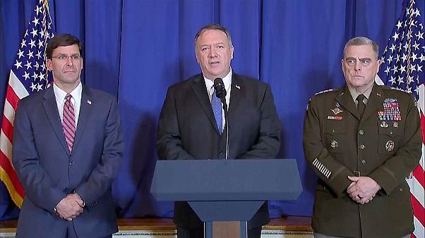 Iraque: 25 mortos em ataque americano contra forças pró-iranianas