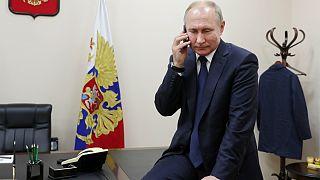 تشکر پوتین از ترامپ برای همکاری اطلاعاتی در  زمینه عملیات «تروریستی»