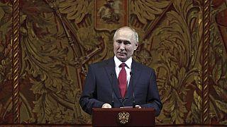 Putin'den Trump'a teşekkür açıklaması