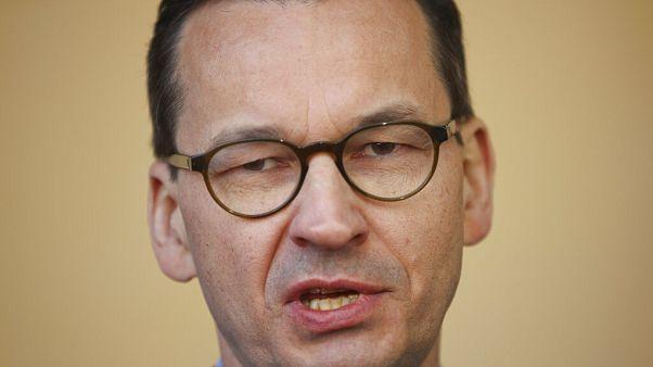 Lengyel miniszterelnök: Putyin hazudik