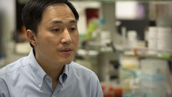Çin'de  bebeklerin genleriyle oynayan biyofizikçi He Jiankui 3 yıl hapis cezasına çarptırıldı