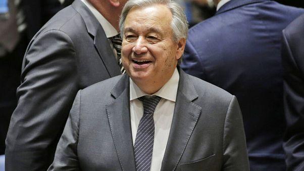 A fiatalokba veti minden reményét az ENSZ főtitkára