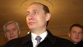 20 лет Владимира Путина