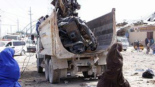 ABD bombalı saldırının ardından Eş-Şebab'ı vurdu