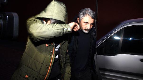 Kayseri'de terör örgütü DEAŞ'a yönelik operasyonda yabancı uyruklu 9 zanlı yakalandı