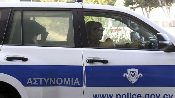 Όχημα της Κυπριακής Αστυνομίας