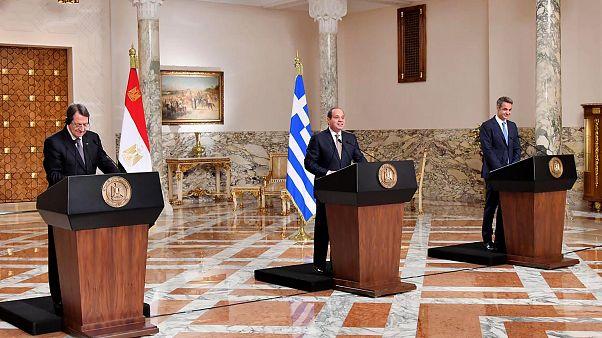 Τριμερής Σύνοδος Αιγύπτου - Ελλάδας - Κύπρου