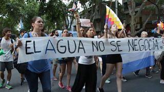 La provincia argentina de Mendoza se rebela contra el uso de químicos en la minería