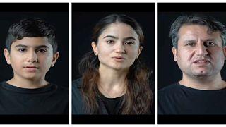 """""""Estamos buscando la vida"""": una poesía para contar una historia de migrantes de manera diferente"""