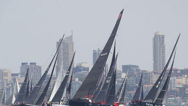 Éxito del 'Ichi Ban' en la prestigiosa regata Sídney-Hobart