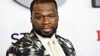 """Curtis """"50 Cent"""" Jackson attends the world premiere of the Starz television series """"Power"""" final season at Madison Square Garden on Tuesday, Aug. 20, 2019, in New York."""